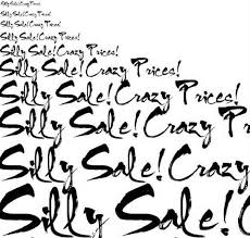 silly sale