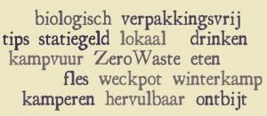 ZeroWaste Winterkamp