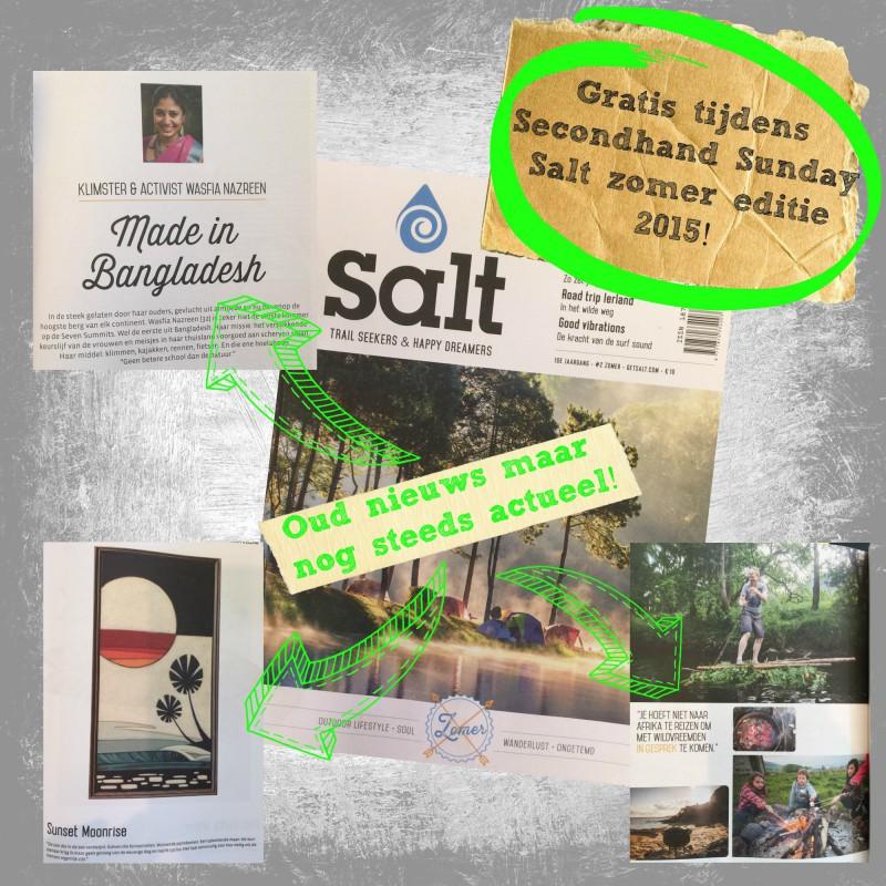 Salt zomer editie